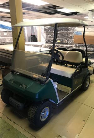 Club Car golf cart with charger for Sale in Winston-Salem, NC
