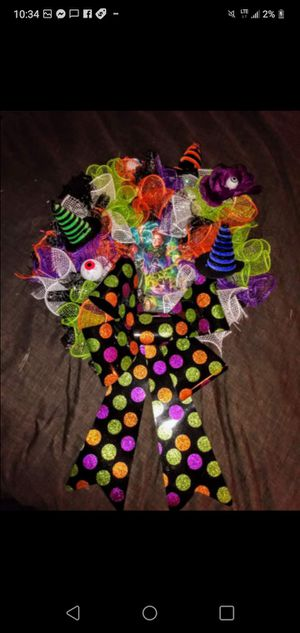 Hocus pocus wreath for Sale in Independence, MO