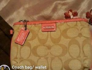 Coach wallet/bag for Sale in Prattville, AL