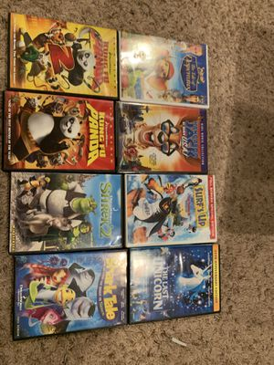 Assorted Kids Movies for Sale in Grover Beach, CA