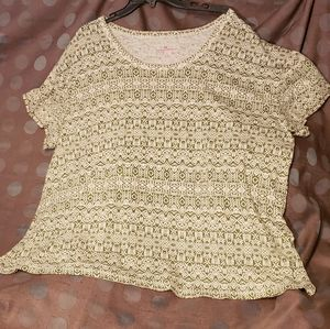 Woman within tunic top sz 1x for Sale in Longmont, CO