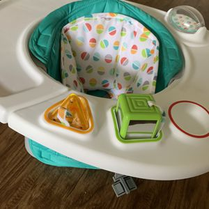 Baby Activity Seat & Feeding Booster for Sale in Fort Lauderdale, FL