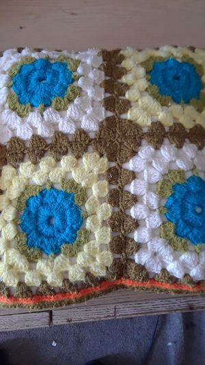 Two crochet little pillow for Sale in Port St. Lucie, FL