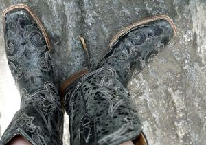 Black Vintage Corral boots for Sale in Kingsport, TN