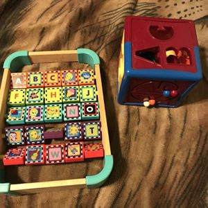 !! 2 Child's Learning Blocks for Sale in Los Angeles, CA
