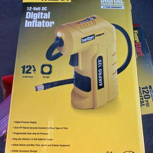 Hand Held Digital Air Compressor for Sale in Happy Valley, OR