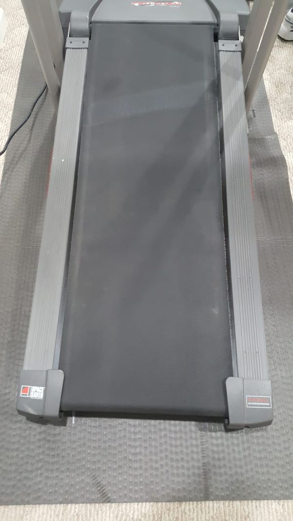 Weider Pro Bench Press, ProTech Space Saver Treadmill, AB Lounge
