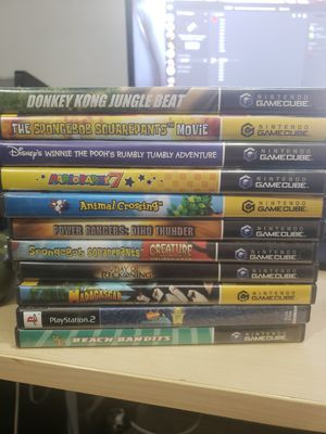 Gamecube games for sale for Sale in Philadelphia, PA