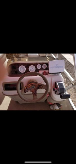 2004 Pontoon Boat and Trailer $8500 for Sale in Glendale, AZ