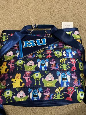 Monsters university backpack for Sale in Gambrills, MD