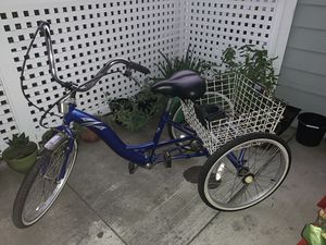 Adult tricycle for Sale in San Jose, CA