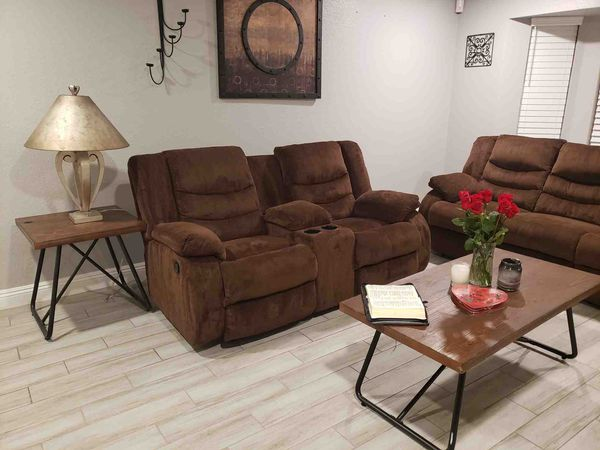 Living room set(including tables)