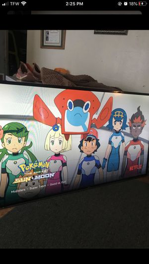 60 inch tv for Sale in Puyallup, WA