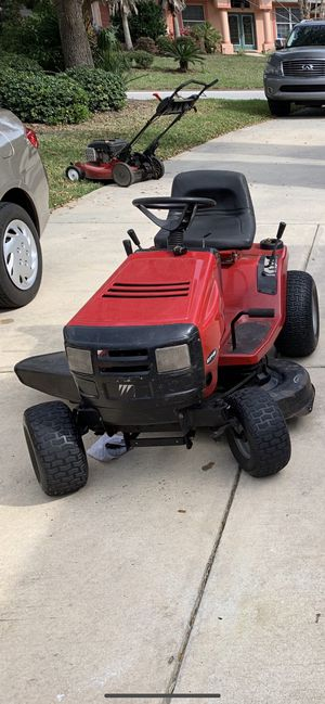Riding lawn mower for Sale in Fort Lauderdale, FL