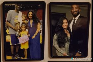 Kobe Bryant [2] Magnetic framed Picture of Kobe Bryant size 4 x 6in for Sale in Los Angeles, CA