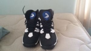 Shaq Reebok size 12 no box (2xworn A+condition) for Sale in Hanover, MD