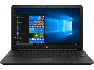 HP 15-F111DX AMD A8-6410 @ 2GHz 8GB 750GB -CRACKED SCREEN READ DESCRIPTION for Sale in Gardendale, AL