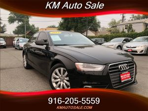 2013 Audi A4 2.0T Premium for Sale in Sacramento, CA