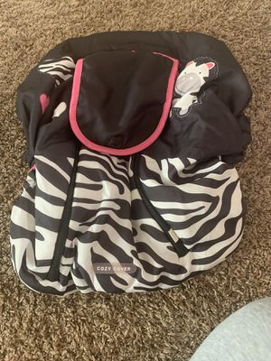 Winter car seat cover for Sale in Oklahoma City, OK