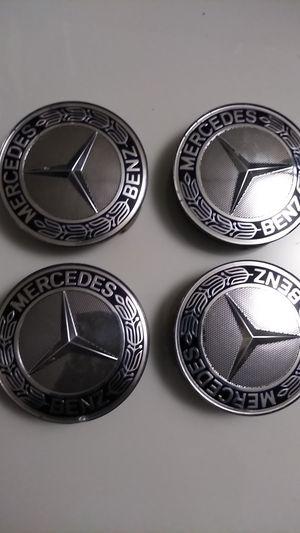 Mercedes Benz B C CL CLA CLK E G GL GLA GLC GLE GLK GLS ML R S SL SLC SLK SLK SLR SLS Class 2003-2017 Center Cap for Sale in Woodbridge, VA