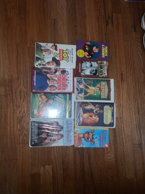 New vhs movies for Sale in Parma, OH