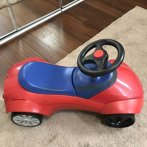 BMW Baby Racer Ride On Car Toy for Sale in Boston, MA
