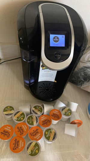 KEURIG coffee machine , like new for Sale in Miami Beach, FL