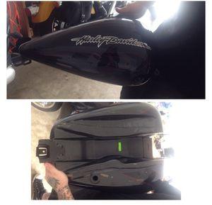 Black Harley Davidson Tank for Sale in Cheyenne, WY