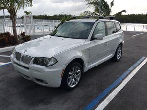 07 BMW X3 SI for Sale in Hallandale Beach, FL
