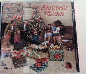 """""""Christmas Wishes"""" CD for Sale in Berlin,  CT"""