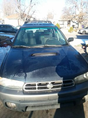 1997 Subaru Legacy Outback for Sale in Denver, CO