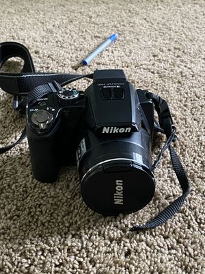 Nikon coolpix p100 for Sale in Chapel Hill, NC