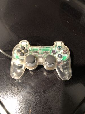 PlayStation controller clear for Sale in West Palm Beach, FL