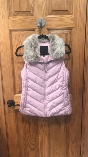 Talbots Pink Puffer Vest for Sale in Buffalo, NY