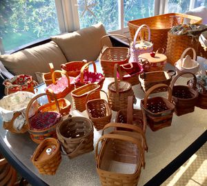 Longaberger Baskets - Sale Price!! for Sale in Fort Myers, FL