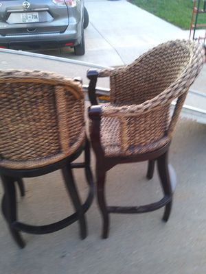 2 bar stools for Sale in Franklin, TN