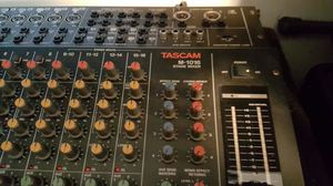 Tascam M 1016 Live Mixer for Sale in Detroit, MI