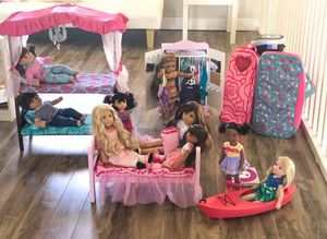 American Girl Doll Lot!!!! for Sale in Miami, FL