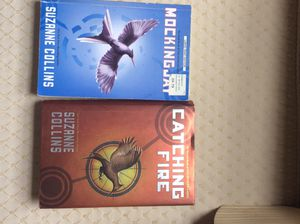 Mocking jay, catching fire books for Sale in Moline, IL