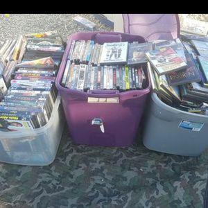 Over 400 Dvds for Sale in Santa Clarita, CA