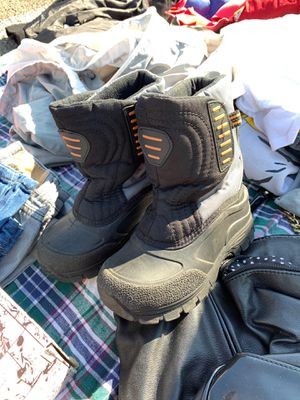 Kids snow boots size 13 for Sale in Stockton, CA