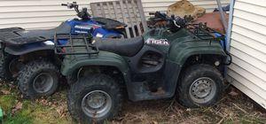 Suzuki and Polaris Four wheelers for Sale in Mount Vernon, OH
