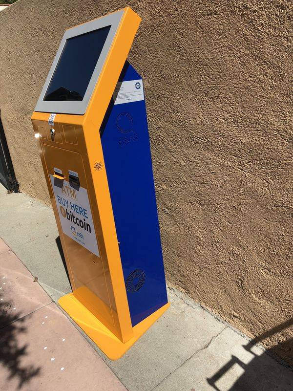 Bitcoin ATM by zzBit for Sale in Los Angeles, CA - OfferUp