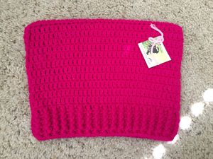 Knit or crocheted beanie hat for Sale in Sacramento, CA