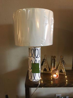 Kate Spade New York Charlotte Blue Lamp for Sale in Atlanta, GA