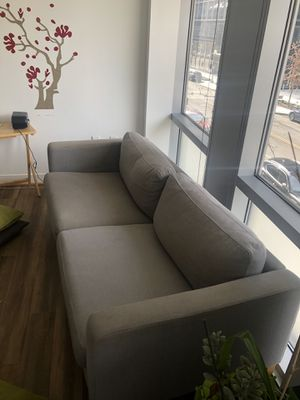 Light Grey Sofa for Sale in Washington, DC