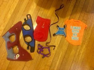 Puppy clothes / harnesses for Sale in Richmond, VA