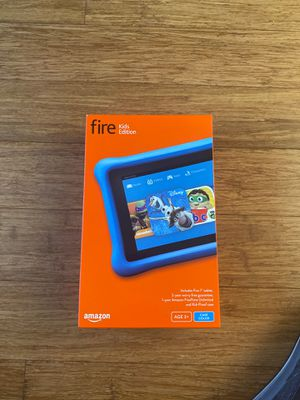 """Amazon Fire 7"""" kids edition for Sale in Los Angeles, CA"""