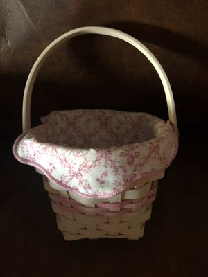 2001 American cancer society Longaberger basket for Sale in Georgetown, TX
