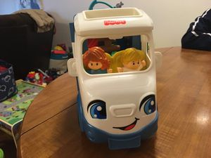 Fisher price little people camper for Sale in Milwaukie, OR